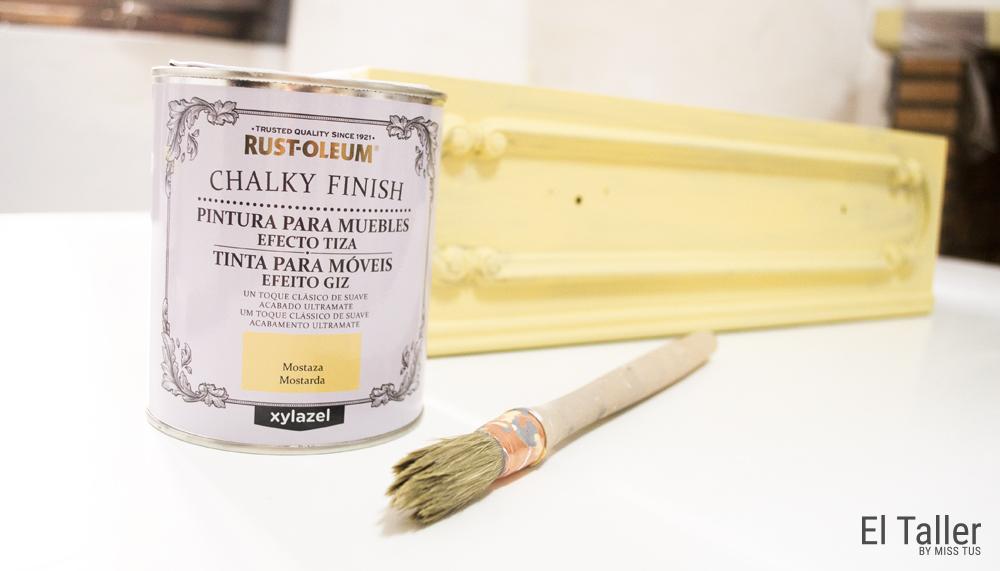 restaurar mesita noche chalk paint